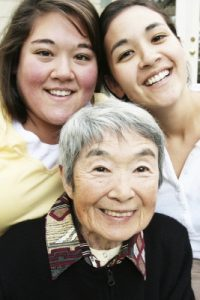 asian women all ages
