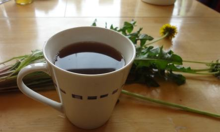 Dandelion Root Coffee | Real Food For Life