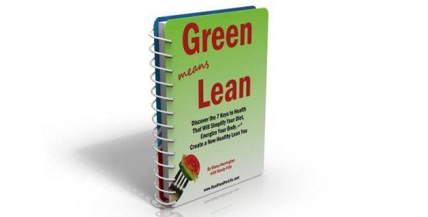 green means lean 600